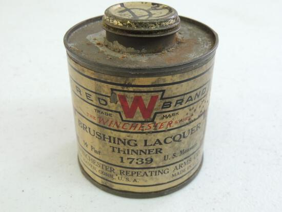 Very Rare Winchester Lacquer Can