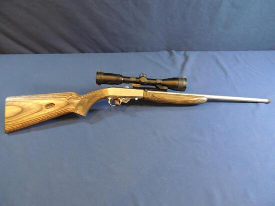 Browning Auto 22 Stainless Finish 22 LR