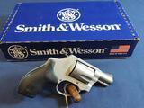 Smith & Wesson Model 637-2 38 S&W Revolver