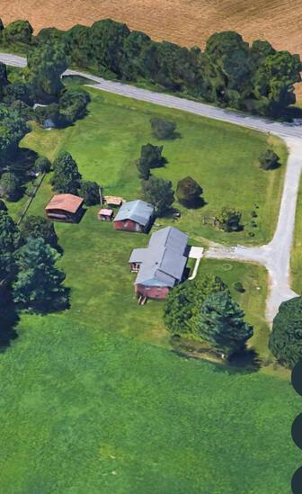 Charming Brick Ranch and Large Level Building Lot