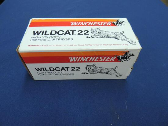 Full Brick of Winchester Wildcat 22 LR
