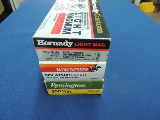 Lot of 308 Ammunition