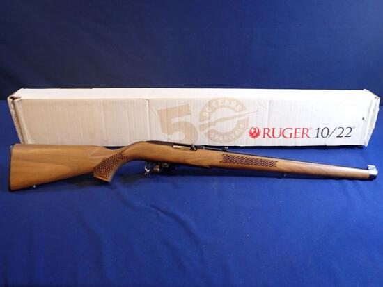 Ruger 1022 50th Anniversary 22 LR