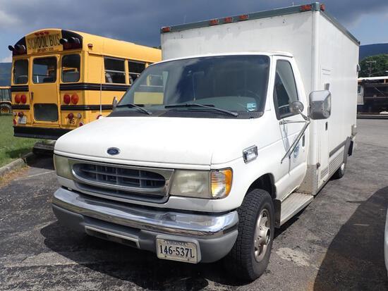 1999 Ford E350 Ambulance Van