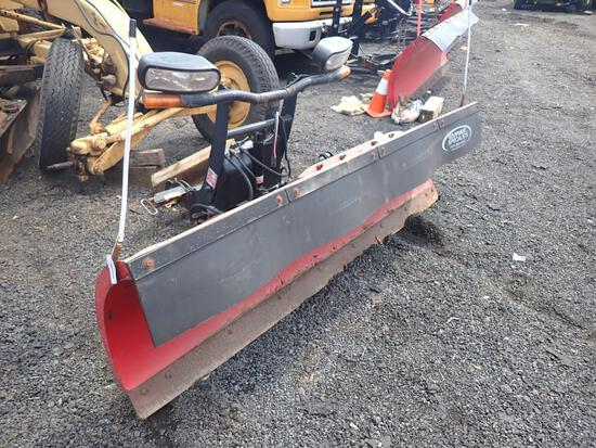 8 Foot Super Duty Straight Snowplow