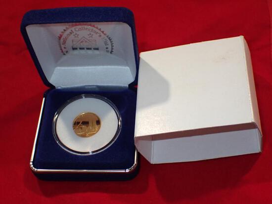 Rare 2004 $50 Gold Coin