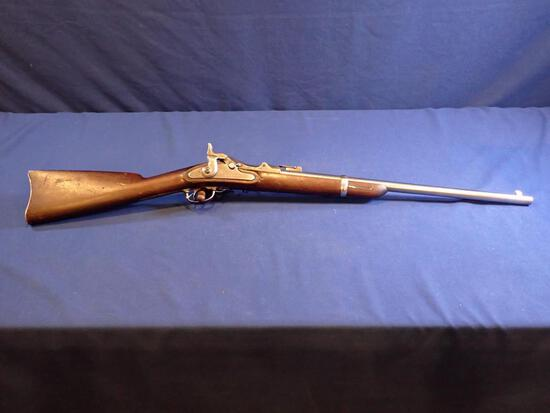 Springfield 1870 Saddle Ring Carbine 50-70 Caliber