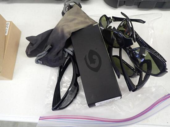 Lot of Safety Glasses