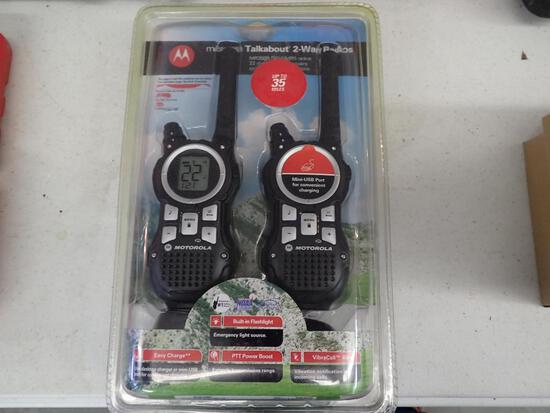 New Motorola Two Way Radios