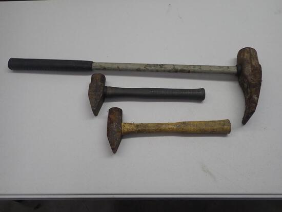 Three Sledgehammers
