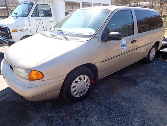 1998 Ford Windstar Van