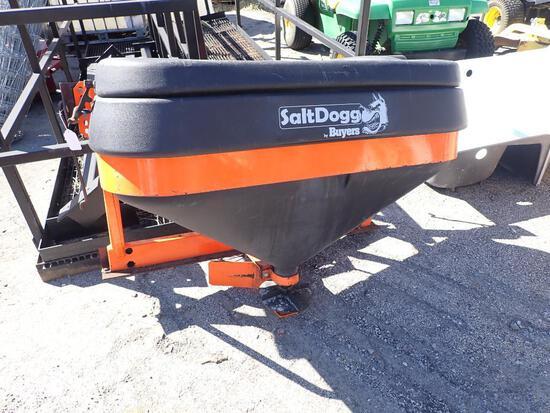 Salt Dog Model TGS05B Salt Spreader