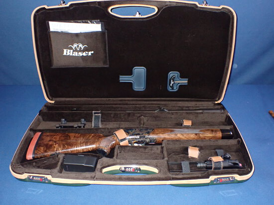 Sporting & Collectible Firearms Auction