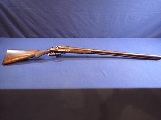 Henri Pieper International Arms 10 Ga Hammer Gun
