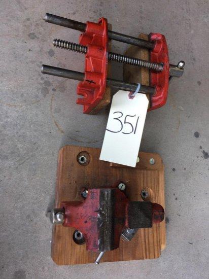 Fuller Vise Craftsman Wood V Auctions Online Proxibid