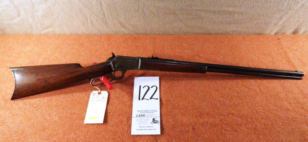 Marlin 1892, 22LR, SN:129716, Mfg. 1892-1916