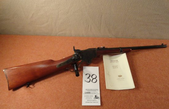 1863 Spencer Carbine, 45LC Rep    Auctions Online | Proxibid