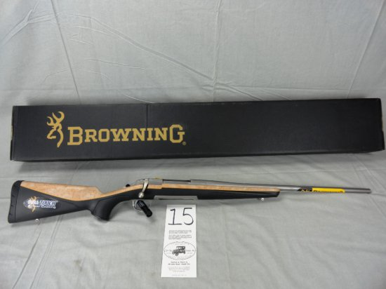Browning XBOLT 270 Win, SN:24589ZW354
