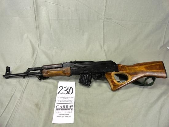 AK-47 Egyptian (7.62x39) SN:S22678