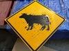 """Cattle Crossing 30"""" x 30"""" Board"""
