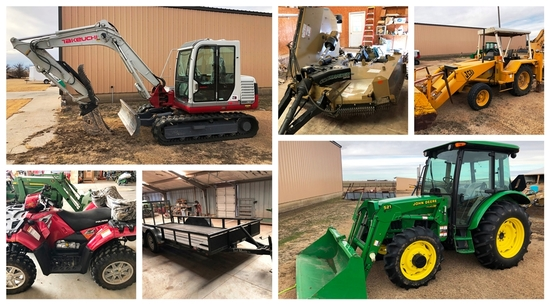 Retirement Farm And Equipment