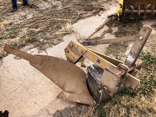 MPH 114 Single Plow