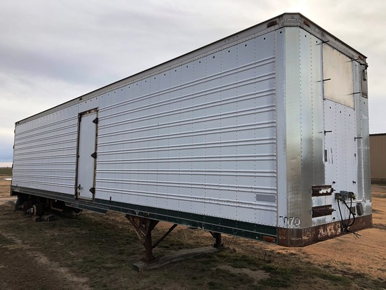 1979 American Cargo Trailer, Tires Included, VIN:32488