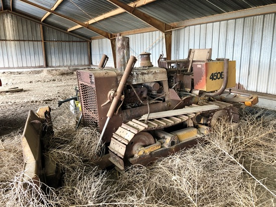JCB 450B Crawler/Dozer – As Is