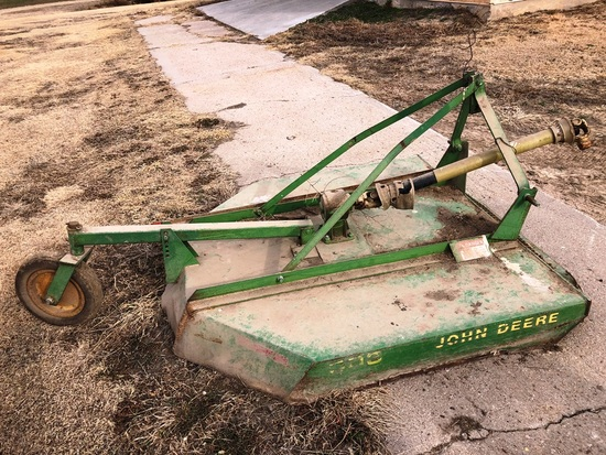 JD 503 Mower, 3-Pt., 5'