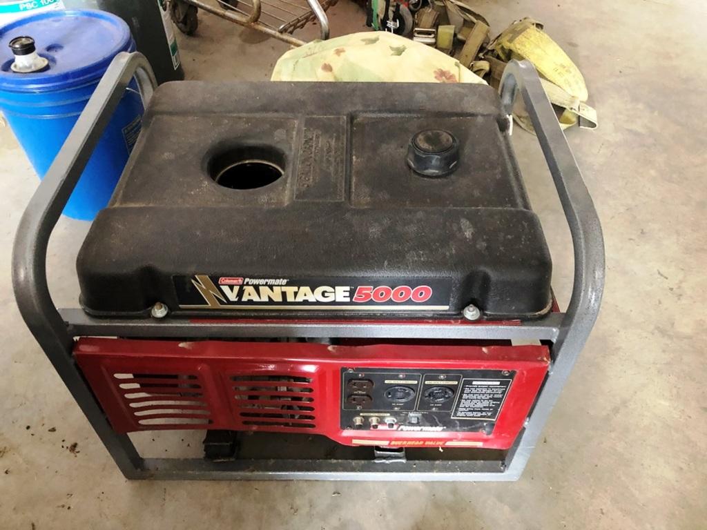 Coleman Vantage 5000 Generator
