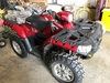 Polaris Sportsman 550 EFI w/EPS, AWD, 93 Mi., 68 Hrs., Like New