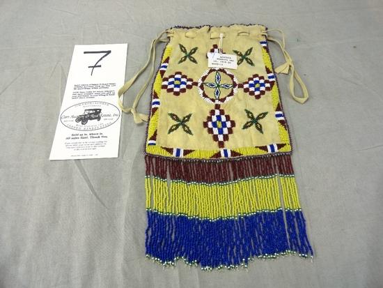 Apache Tobacco Bag