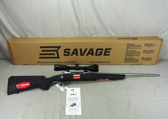 Savage 6.5 Creed, 6.5-Cal. Rifle, SN:N176726, NIB