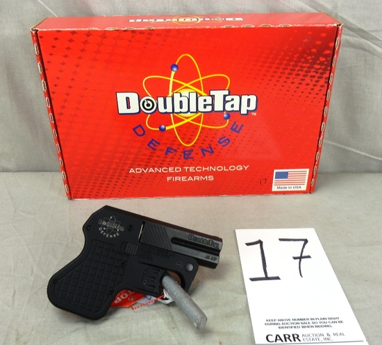 Double Tap  Tactical .45 ACP Pistol, SN:DA7051, NIB, (Handgun)