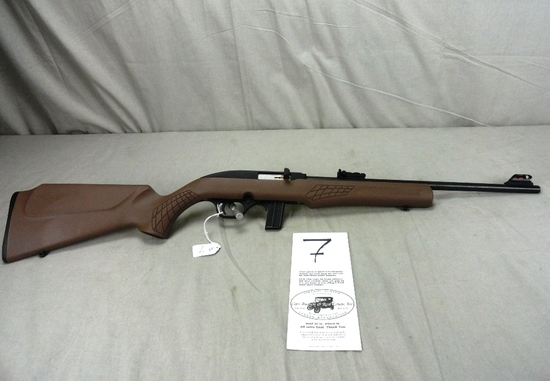 Rossi RS22, 22-Cal. Rifle, SN:7CA044327L