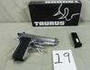 Taurus PT 92 AFS 9mm Pistol, SN:TGP62082, NIB (Handgun)
