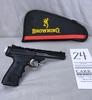 Browning Buck Mark 22 LR Pistol, SN:515ZW23845 New w/Browning Soft Case (Handgun)