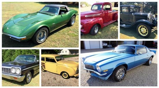 F & E Collector Auto Auction