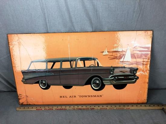 """Bel Air """"Townsman"""" Window Board (#8)"""