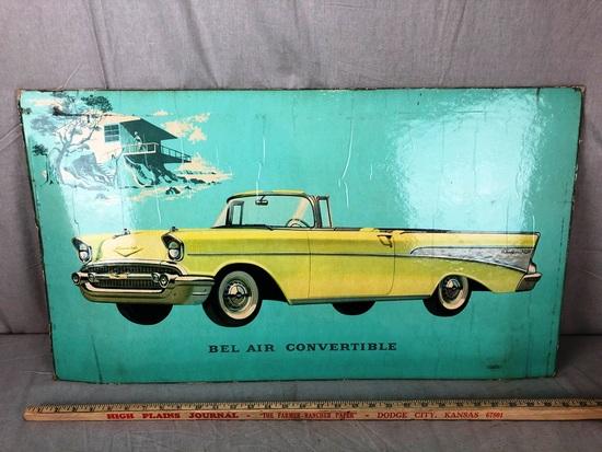 Bel Air Convertible Window Board Advertisement
