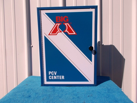 """Big A""  PVC Center Cabinet"