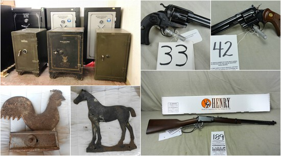 330+ Firearms Collection - NO RESERVE!