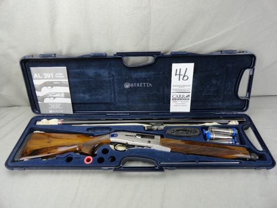 Beretta AL 391 Teknys 12-Ga., SN:AA241817, Various Chokes