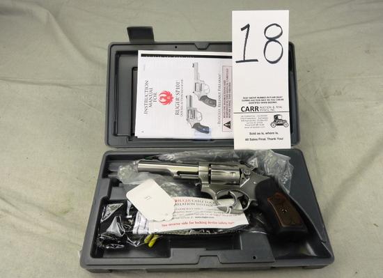 Ruger SP/01 22 LR, Satin Grey M.05765, SN:577-37510, NIB (Handgun)