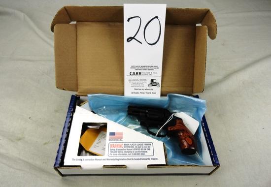 "S&W Air Light PD 22 Win Mag, 1.875"" Bbl., M.351PD, SN:CXU1064, NIB (Handgun)"