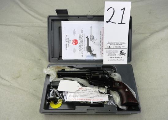 Ruger Vaquero .357 Mag, Blued M.05107, SN:513-16127, NIB (Handgun)
