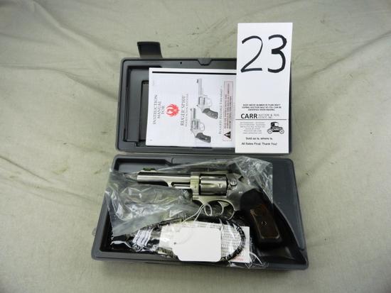 Ruger SP/01 22 LR, Satin Grey, M.05765, SN:57738023, NIB (Handgun)