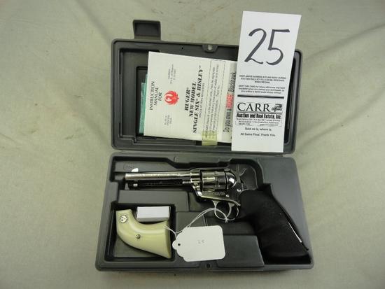 Ruger Single Six .32 H&R M.06510, SN:650-35075, NIB (Handgun)