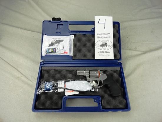 "Colt Cobra .38 SPL, Stainless Matte, 2"" Bbl., Fiber Optic Front Sight M.SM2F0, SN:RA546953, NIB (Han"