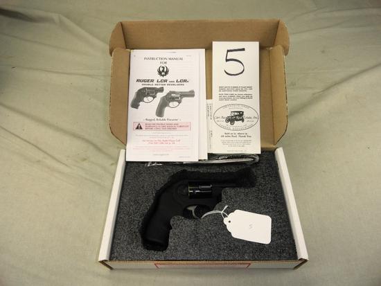 "Ruger LCR 22 Mag Synergistic Hard Coat/Blackened, 1.875"" Bbl., M.05414, SN:1541-07959, NIB (Handgun)"